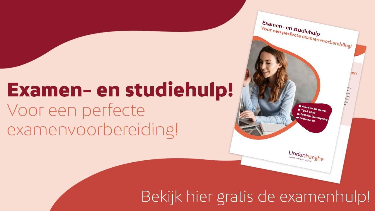 Examen en studiehulp